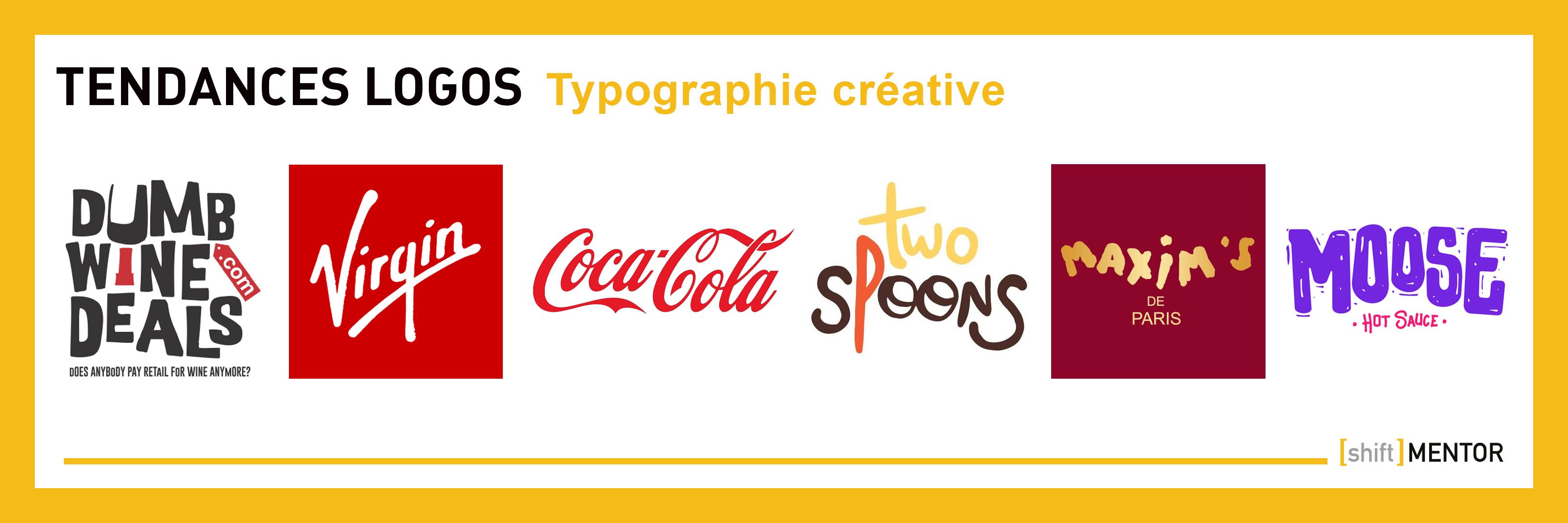 shift mentor trend typographie creative